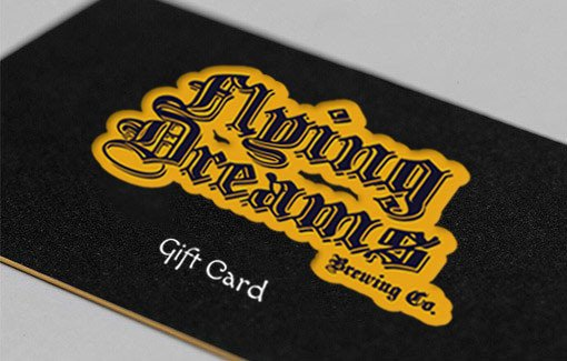Flying Dreams Gift Cards